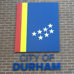 Durham HRC, Israel, Durham City Council