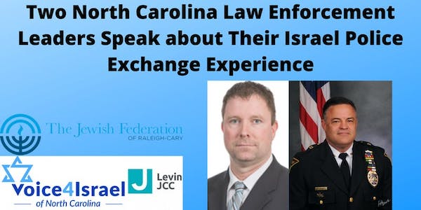 police, Israel, North Carolina, Durham